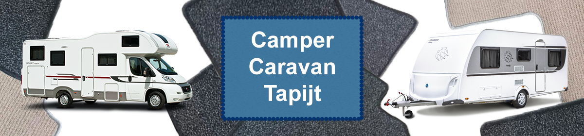 Camper Caravan Tapijt